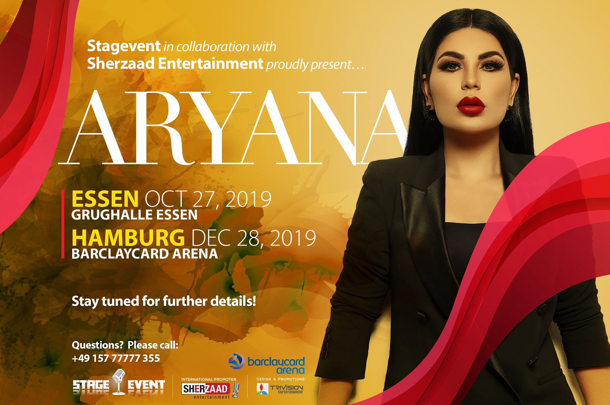 Afghan Concerts and Events